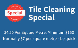 New Tiles Cleaning Offer