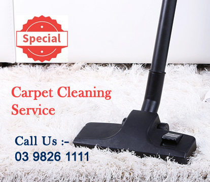 Carpet Cleaning South Wharf