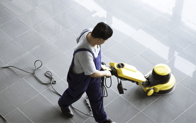 Tile & Grout Cleaning Docklands