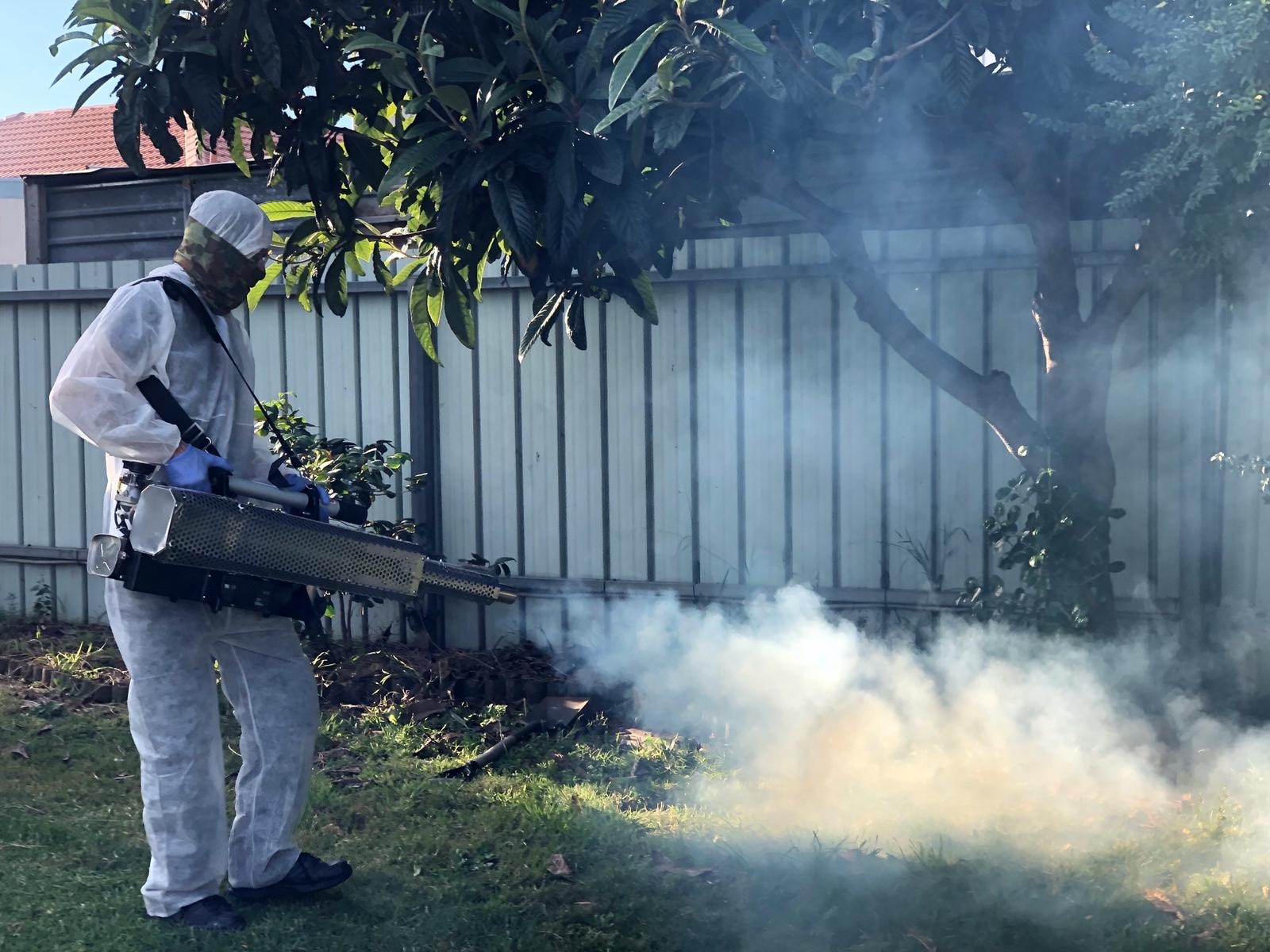 DISINFECTION & FOGGING SERVICES